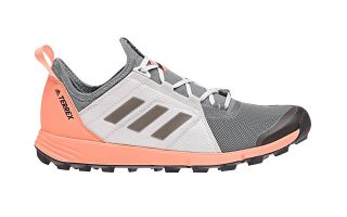 adidas TERREX AGRAVIC SPEED MUJER GRIS CM7588