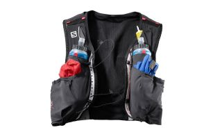 Salomon SAC A DOS SENSE LAB ULTRA 5 SET NOIR 393815
