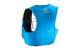 Salomon SAC À DOS SENSE LAB ULTRA 5 SET BLEU 393816