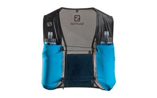 SALOMON MOCHILA SENSE LAB 2 SET AZUL 393819