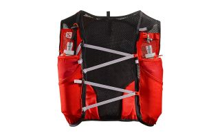 Salomon BACKPACK ADV SKIN 5 SET RED 401394