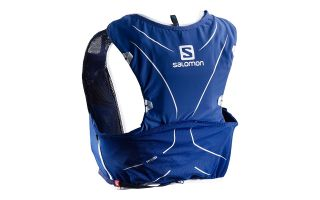 SALOMON BACKPACK ADV SKIN 5 SET BLUE 401395