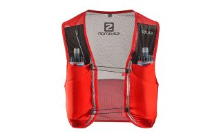 Salomon SAC A DOS SENSE LAB 2 SET ROUGE 401701