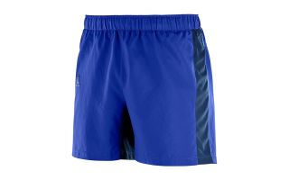 SALOMON AGILE BLUE SHORTS 401203