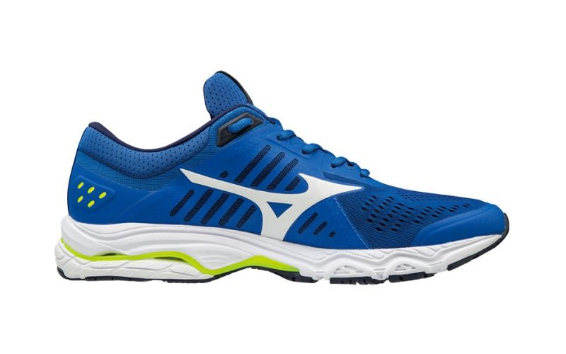 a1a2be304928 Mizuno Wave Stream Blue White - Discount running shoes