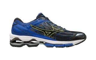 Mizuno WAVE CREATION 19 SCHWARZ BLAU J1GC170110