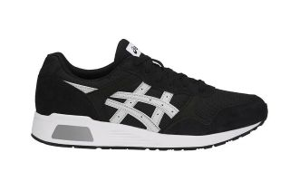 Asics LYTE TRAINER BLACK GRAY H8K2L 9096