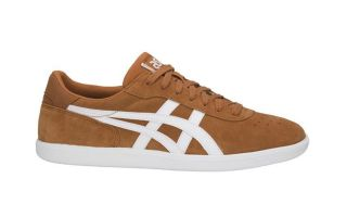 Asics PERCUSSOR TRS BROWN WHITE HL7R2 2101