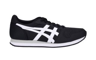 Asics CURREO II BLACK WHITE HN7A0 9001