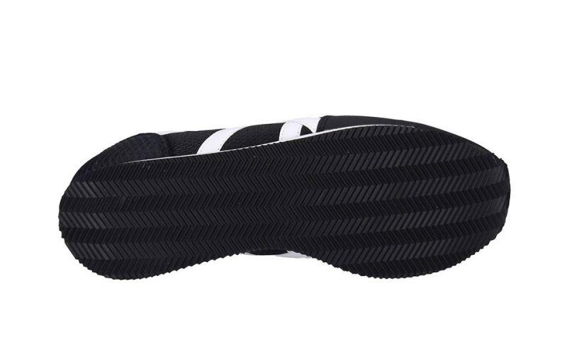 Asics Curreo II Black White | Asics man casual sport
