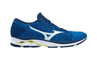 Mizuno WAVEKNIT R1 BLUE WHITE YELLOW J1GC182401