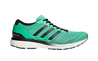 ADIDAS ADIZERO BOSTON 6 VERDE NEGRO BB6416