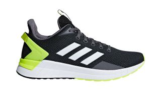 ADIDAS QUESTAR RIDE GRIS BLANCO DB1345