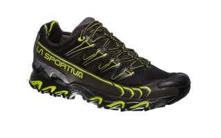 LA SPORTIVA ULTRA RAPTOR BLACK GREEN 16U999705