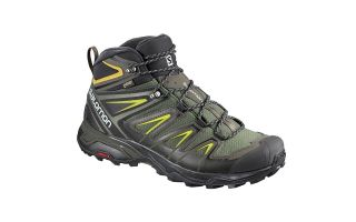 Salomon X ULTRA 3 MID GTX BEAVER BLACK L40133700
