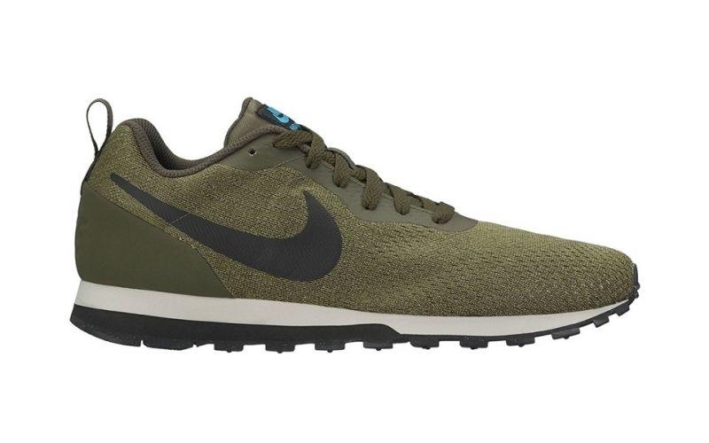 Nero Runner Md Nike Eng Mesh Sneakers Caki Uomo 2 A1TYwqxgB