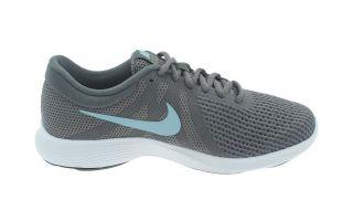 Nike REVOLUTION 4 EU MUJER GRIS AZUL NAJ3491 004