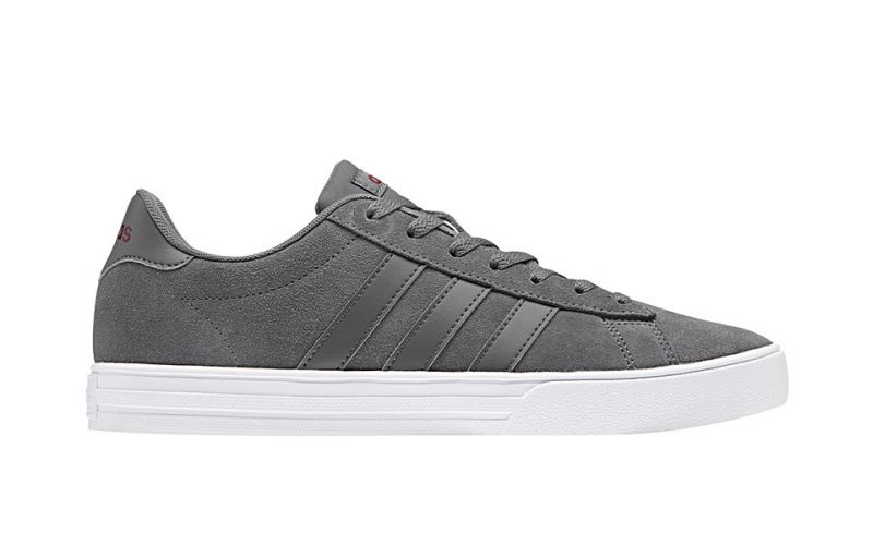 adidas neo Daily Gris adidas neo opportunités casual homme