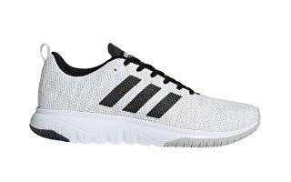 adidas neo CLOUDFOAM SUPERFLEX BLANCO NEGRO DB1703