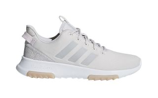 adidas neo CLOUDFOAM RACER TR MUJER GRIS DB1781