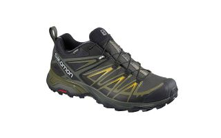 Salomon X ULTRA 3 GTX GREY GREEN 402422