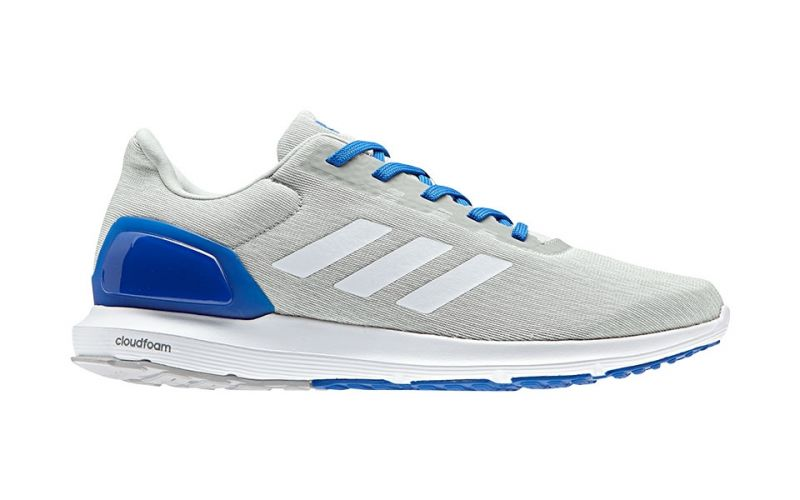 Adidas cosmico 2 grigio - blu di scarpe da corsa, al miglior prezzo