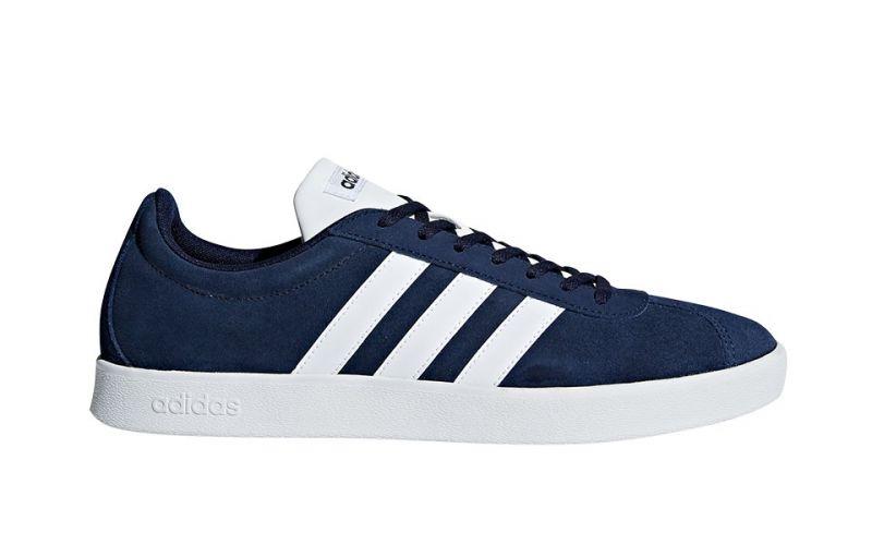 adidas neo court bleu