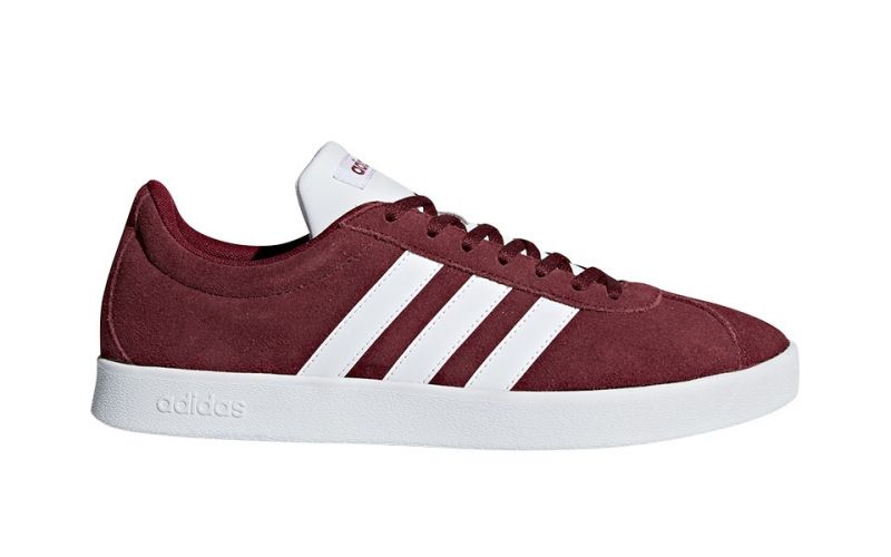 3e22467ba44 adidas Neo VL Court 2.0 Dark Red - Comfort and style for your feet