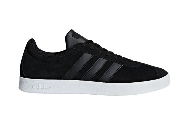 0c9ccd734 Adidas Neo VL Court 2.0 Black - comfortable and simple with formal touch