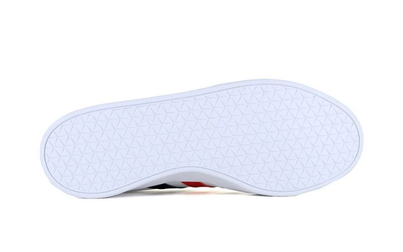 adidas court bleu blanc rouge