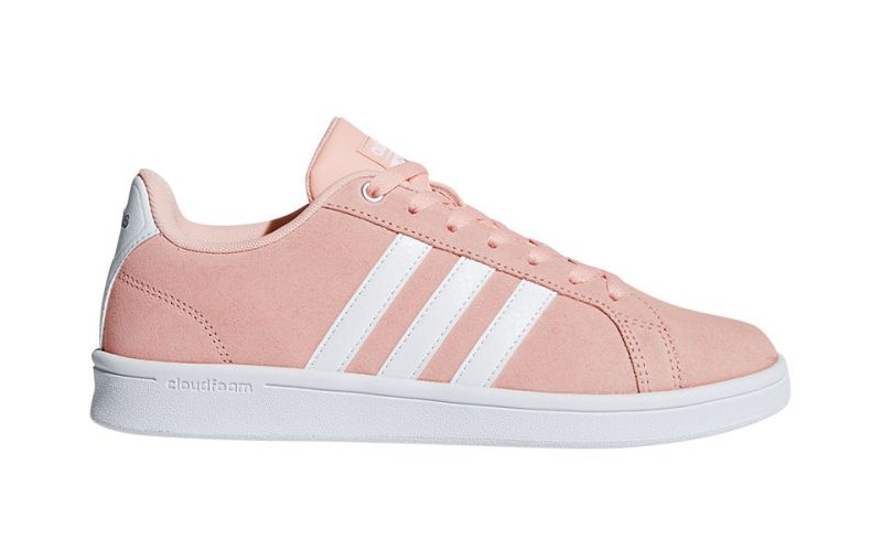reputable site cba89 40903 adidas neo CLOUDFOAM ADVANTAGE PINK WOMEN DB0849
