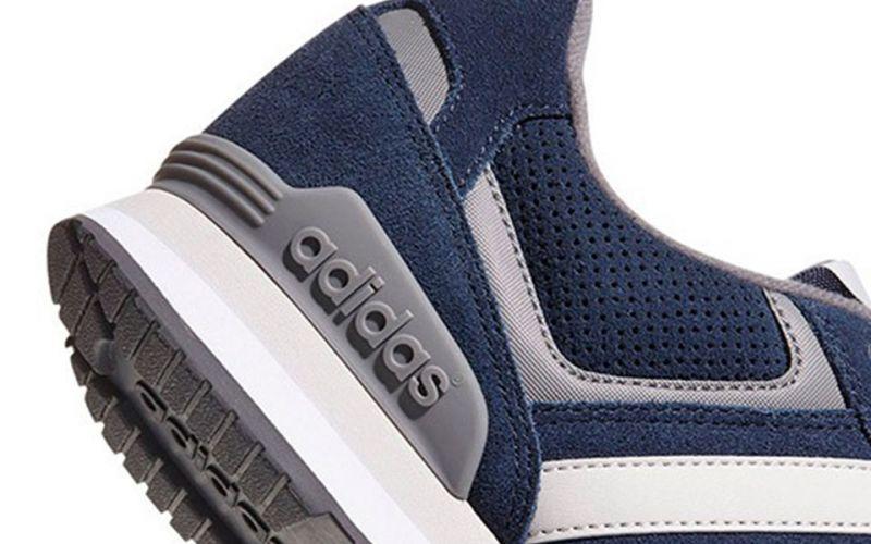 adidas neo 10k navy blue | Discounts