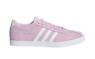 ADIDAS NEO COURTSET MUJER ROSA DB0146