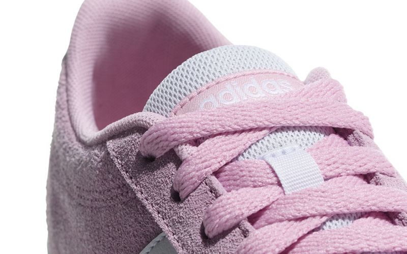adidas neo Courtset femme rose | Opportunités casual femme ...