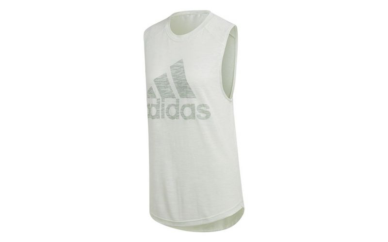 634bd0e6261 CAMISETA ADIDAS ID WINNERS MUSCLE MUJER VERDE ...