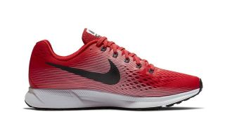 NIKE AIR ZOOM PEGASUS 34 ROUGE NOIR N880555 602