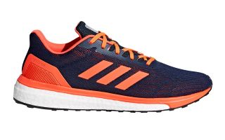 adidas RESPONSE ORANGE NOIR CQ0013