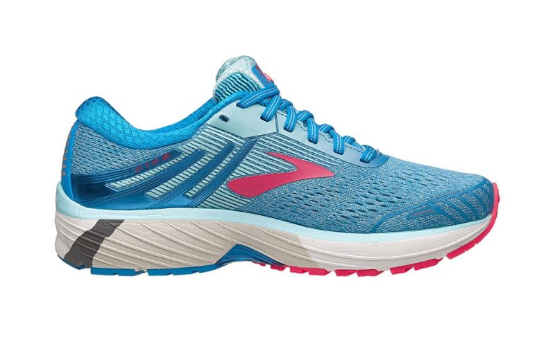 852285245bca2 Brooks Adrenaline GTS 18 blue pink woman - Great flexibility