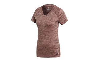 adidas FREELIFT TEE SCARLET WOMEN SHIRT CF4444