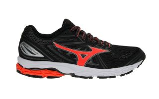 Mizuno WAVE PRODIGY MUJER NEGRO CORAL J1GD171055