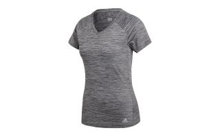 adidas FREELIFT TEE GREY WOMEN SHIRT CD3103