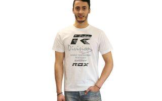 Rox CAMISETA R-SIGNATURE BLANCO