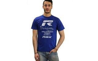 Rox CAMISETA ROX R-SIGNATURE ADULTO ROYAL