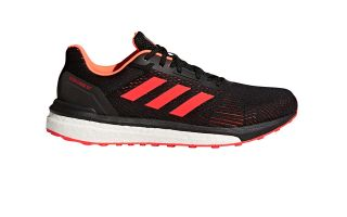 adidas RESPONSE ST BLACK RED CG4000