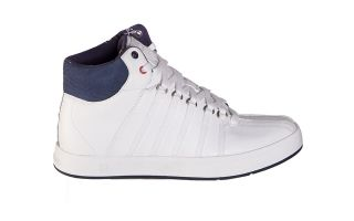 Kswiss THE CLASSIC II WHITE NAVY RED 03251130
