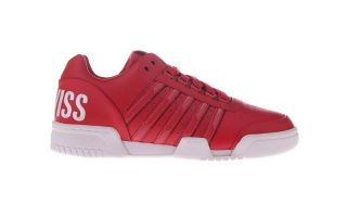 Kswiss GSTAAD BIG LOGO RED WHITE 03764642