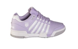 Kswiss GSTAAD Q2 LILAC GREY WHITE WOMEN 91734597