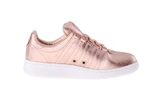 Kswiss CLASSIC VN AGED FOIL ORO ROSA BIANCO DONNA