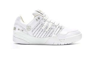 Kswiss SI-18 INTERNATIONAL LUX BLANC FEMME 93789120