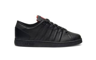 Kswiss LOZAN III TT REFLECTIVE BLACK RED 05292048